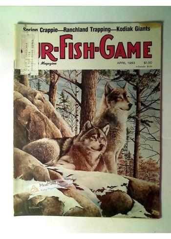 Fur Fish Game, April 1983