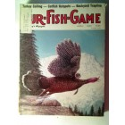Fur Fish Game Magazine, April 1985