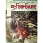 Fur Fish Game Magazine, April 1986