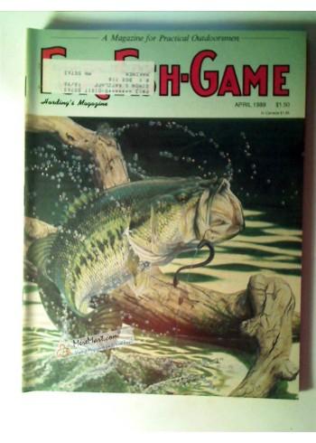 Fur Fish Game, April 1989