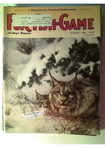 Fur Fish Game, November 1990