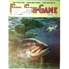 Fur Fish Game Magazine, April 1990
