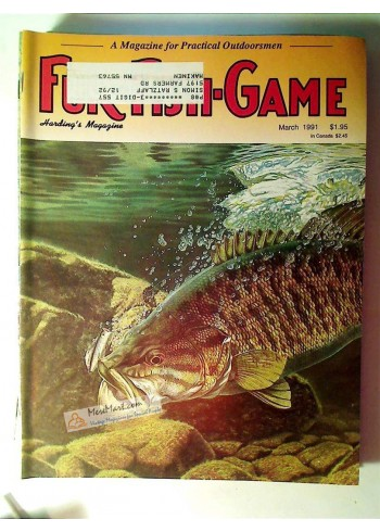 Fur Fish Game, March 1991
