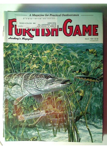 Fur Fish Game, March 1994