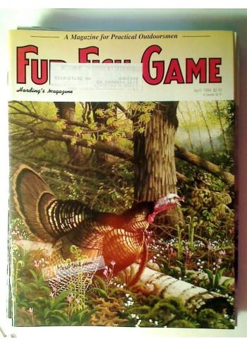 Fur Fish Game, April 1994