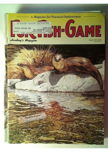 Fur Fish Game, August 1995