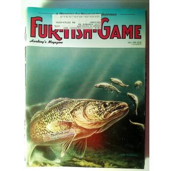 Fur Fish Game, April 1996