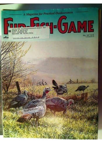 Fur Fish Game, May 1997