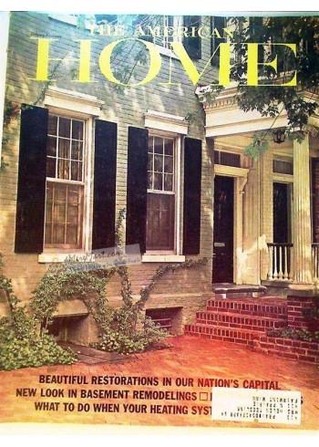 American Home, January 1964