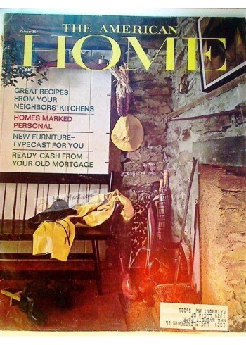 American Home, October 1965