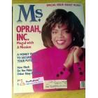 Ms. Magazine, November 1988