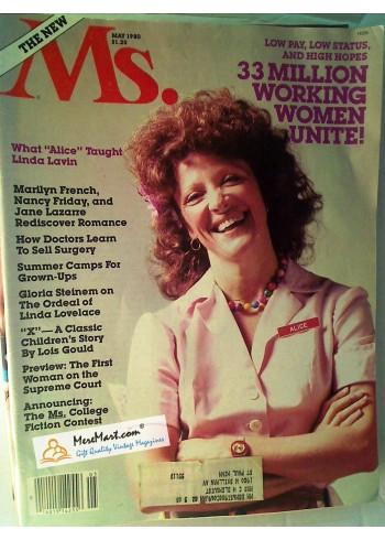 Ms. Magazine, May 1980