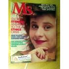 Ms. Magazine, September 1987