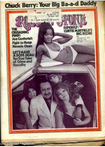 Rolling Stone, November 23 1972