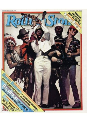 Rolling Stone, April 19 1979