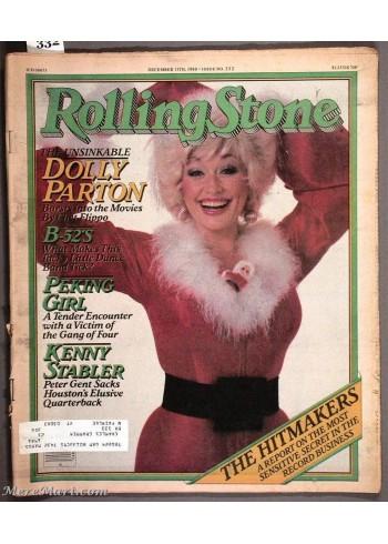 Rolling Stone, December 11 1980