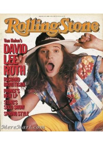 Rolling Stone, April 11 1985