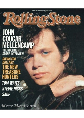 Rolling Stone, January 30 1986