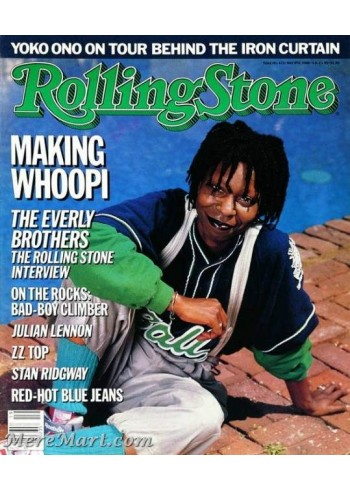 Rolling Stone, May 8 1986