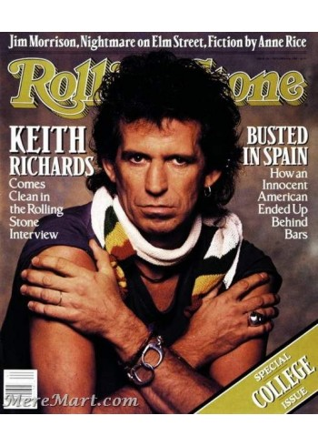 Rolling Stone, October 6 1988