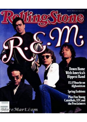 Rolling Stone, April 20 1989