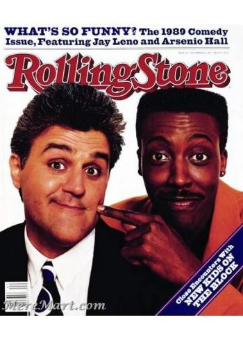 Rolling Stone, November 2 1989