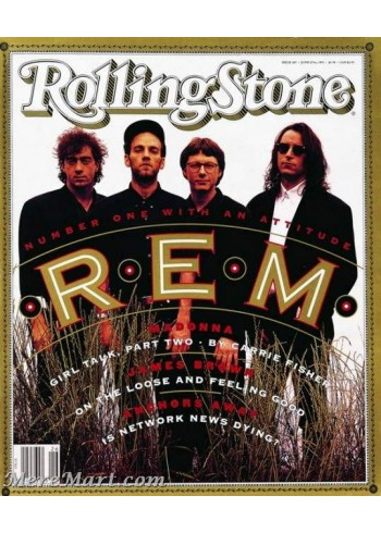 Rolling Stone, June 27 1991