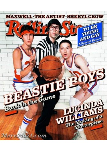 Rolling Stone, August 6 1998