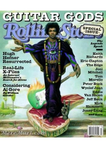 Rolling Stone, April 1 1999